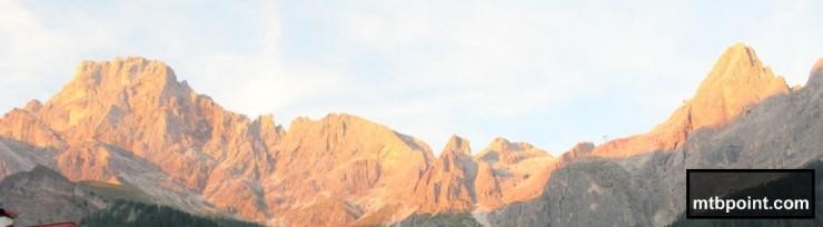 Tramonto Pale San Martino
