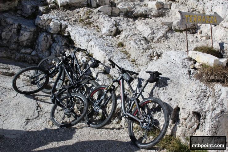 Mountain Bike Pale San Martino